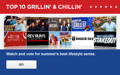 People's Hotlist Top 10 Grillin' & Chillin'