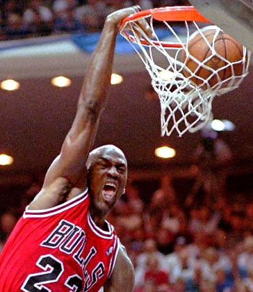 a research on his airness michael jordan Michael jeffrey jordan (born february 17, 1963), also known by his initials, mj, is an american retired professional basketball player, businessman, and principal owner and chairman of the charlotte hornets jordan played 15 seasons in the national basketball association (nba) for the chicago bulls .
