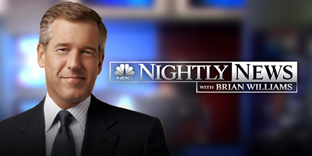 'NBC Nightly News with Brian Williams'