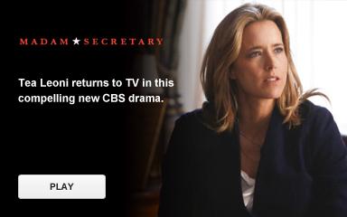 'Madam Secretary'