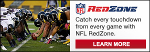 Catch Every Touchdown from Every Game with NFL RedZone.