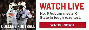 Watch Live: Auburn-Kansas State
