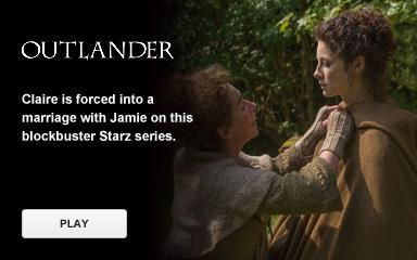 Watch 'Outlander'