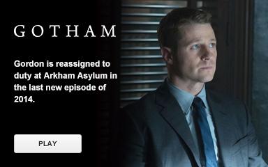 Watch 'Gotham'
