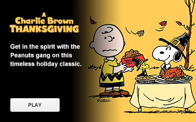 'A Charlie Brown Thanksgiving'