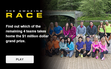 Watch 'The Amazing Race'