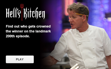 'Hell's Kitchen'