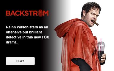 'Backstrom'