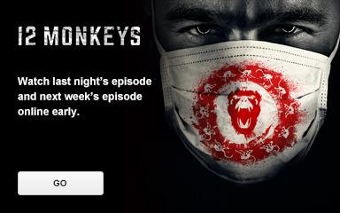'12 Monkeys'