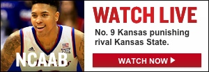 Watch Live: Kansas State-Kansas