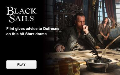 Watch 'Black Sails'