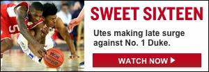 Watch Live: Utah-Duke
