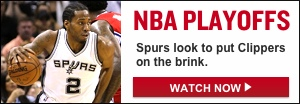 Watch Live: Spurs-Clippers