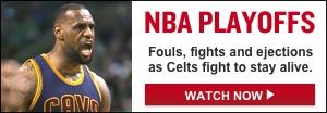 Watch Live: Cavs-Celtics