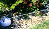 Hi-Tech Tools Help in the Garden