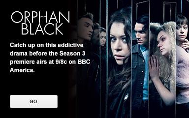 Watch 'Orphan Black'
