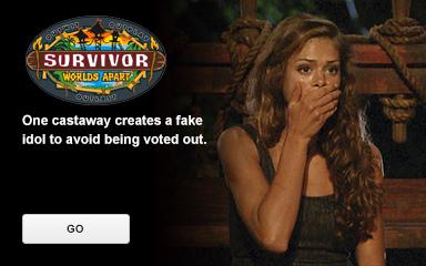 'Survivor: Worlds Apart'