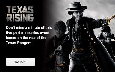 'Texas Rising'