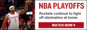 Watch Live: Warriors-Rockets