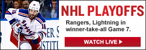 Watch Live: Stanley Cup Playoffs