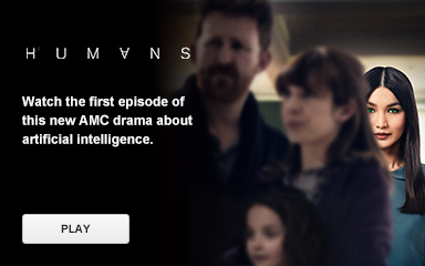 Watch 'Humans'