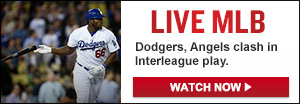 Watch Live: Angels at Dodgers