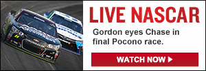 Watch Live: NASCAR Sprint Cup Series