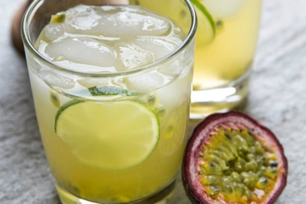 Passion Fruit Caipirinha | TheDailyMeal.com: Why You Should Be Eating ...