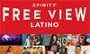 Watch FREE TV, Movies, Music Thru Oct. 4!