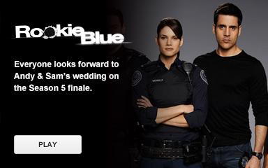 'Rookie Blue'