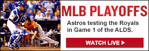 Watch Live: Royals vs. Astros
