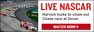 Watch Live: Sprint Cup Series AAA 400