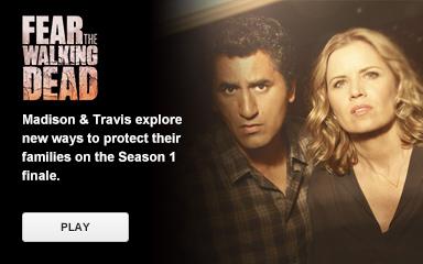 'Fear the Walking Dead'