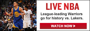 Watch Live: Lakers vs. Warriors